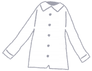 ワイシャツの襟汚れ防止!汚れ予防で洗濯を楽チンにしよう!
