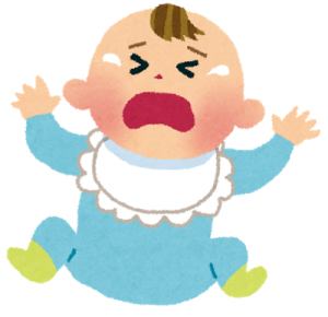 赤ちゃんが泣き止まない!原因はママパパのイライラ?