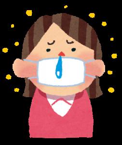 秋の花粉症の原因と症状について知っておくべき3つのこと!